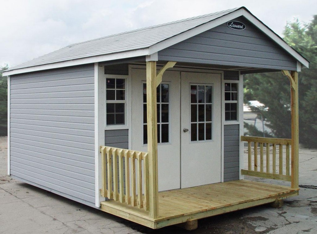 Shed Builder Spotlight: Leonard Buildings