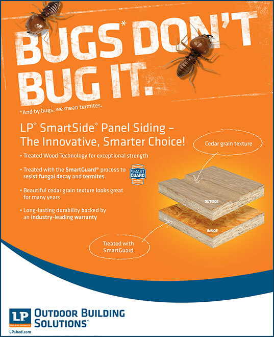SmartSide® Panel Interior Wall Poster