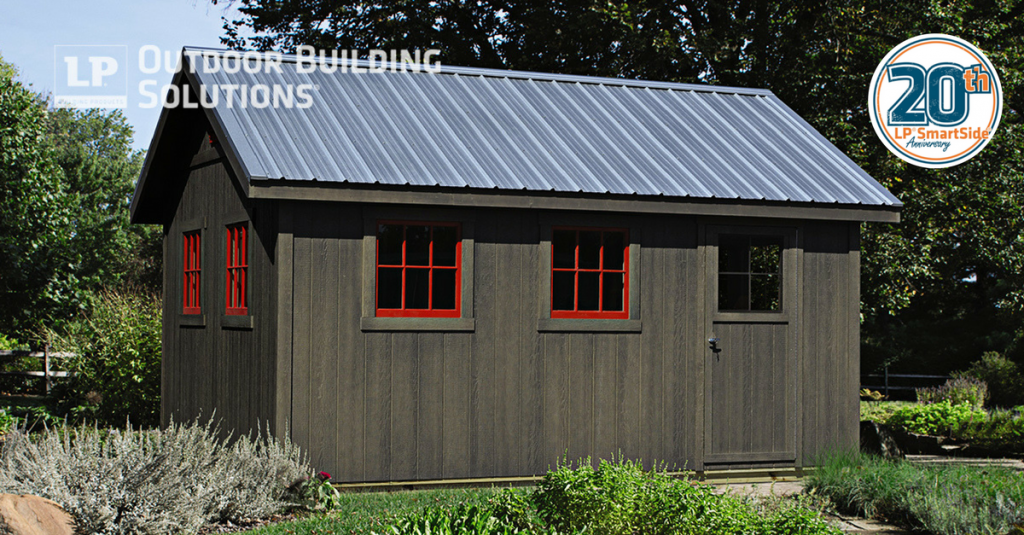 LP® SmartSide® Siding Celebrates 20 Years of Outstanding Performance