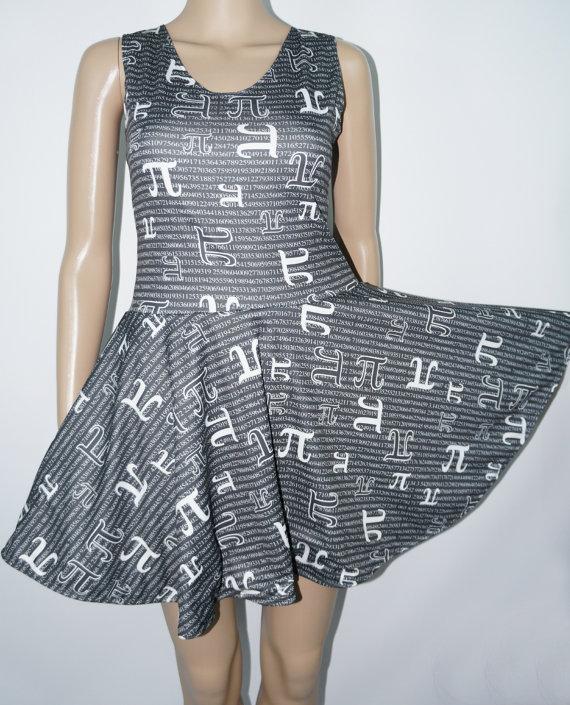 Math Dresses