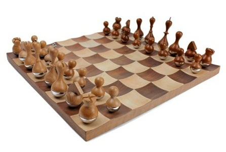 Holiday gifts for math lovers the 2015 edition mathnasium - Umbra chess set ...