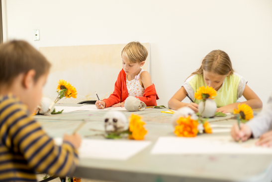 Kids Art Classes Longmont
