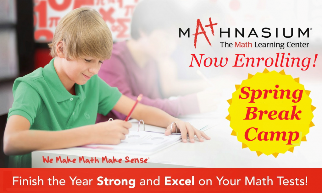 Mathnasium Round Rock Spring Break Camp