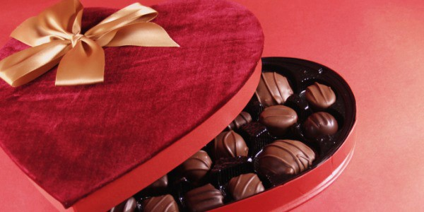 Did Everyone Indulge In Chocolate Overload Yesterday? We Certainly Did!  Ruby Received A Box Of 24 Chocolates For Valentineu0027s Day.