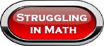Struggling in math button