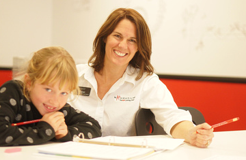 Karen Lossing is the owner of Mathnasium of La Costa math tutoring center.
