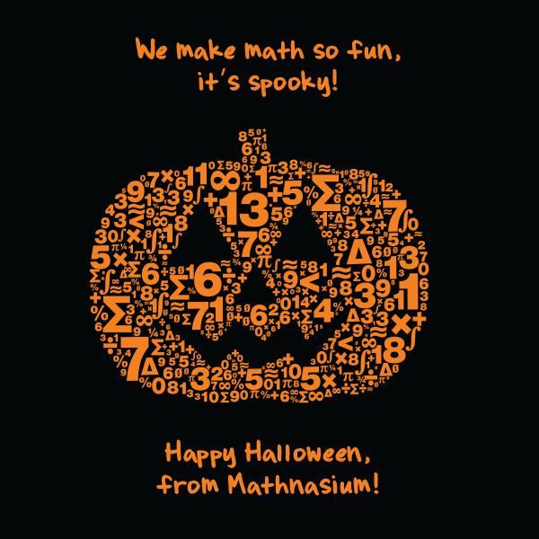 Fun Math Costumes for Halloween | Mathnasium