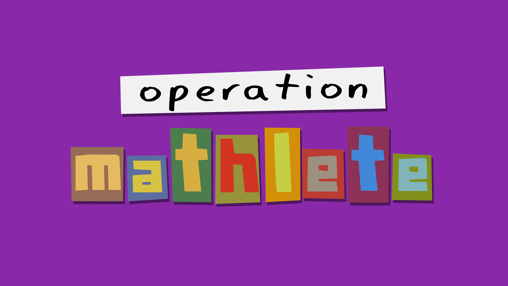 Introducing Operation Mathlete, Mathnasium's Math Challenge Series!