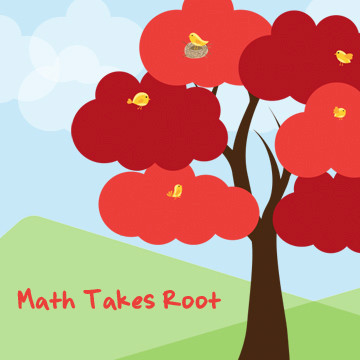 Spring Activity - Math Takes Root!
