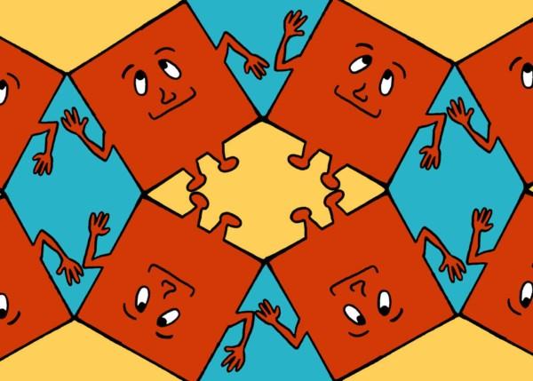 Math is Beautiful: Tessellations