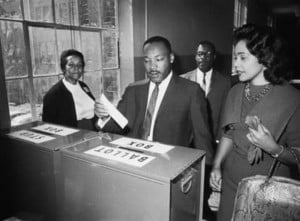 MLK Vote