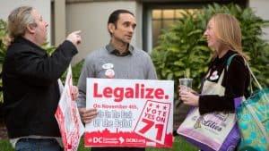 Legalize ballot measure DC in 2014