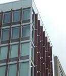 Metal Fabrication Gallery - Hotel Exterior