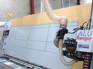 CNC panel router