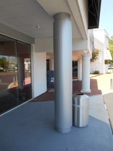 Aluminum Column Covers Project
