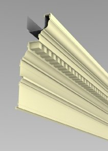 Cornice with Dentil