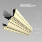 extruded-gutter-250a