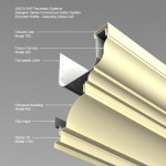 extruded-gutter-240a