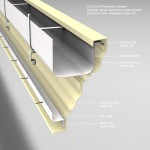 extruded-gutter-210f