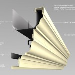 extruded-gutter-120a