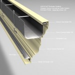 extruded-gutter-120f