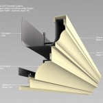 extruded-gutter-140a