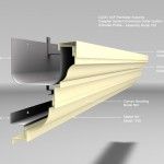 extruded-gutter-150b