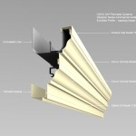extruded-gutter-110a