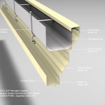 extruded-gutter-110f