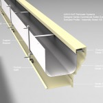 extruded-gutter-100f