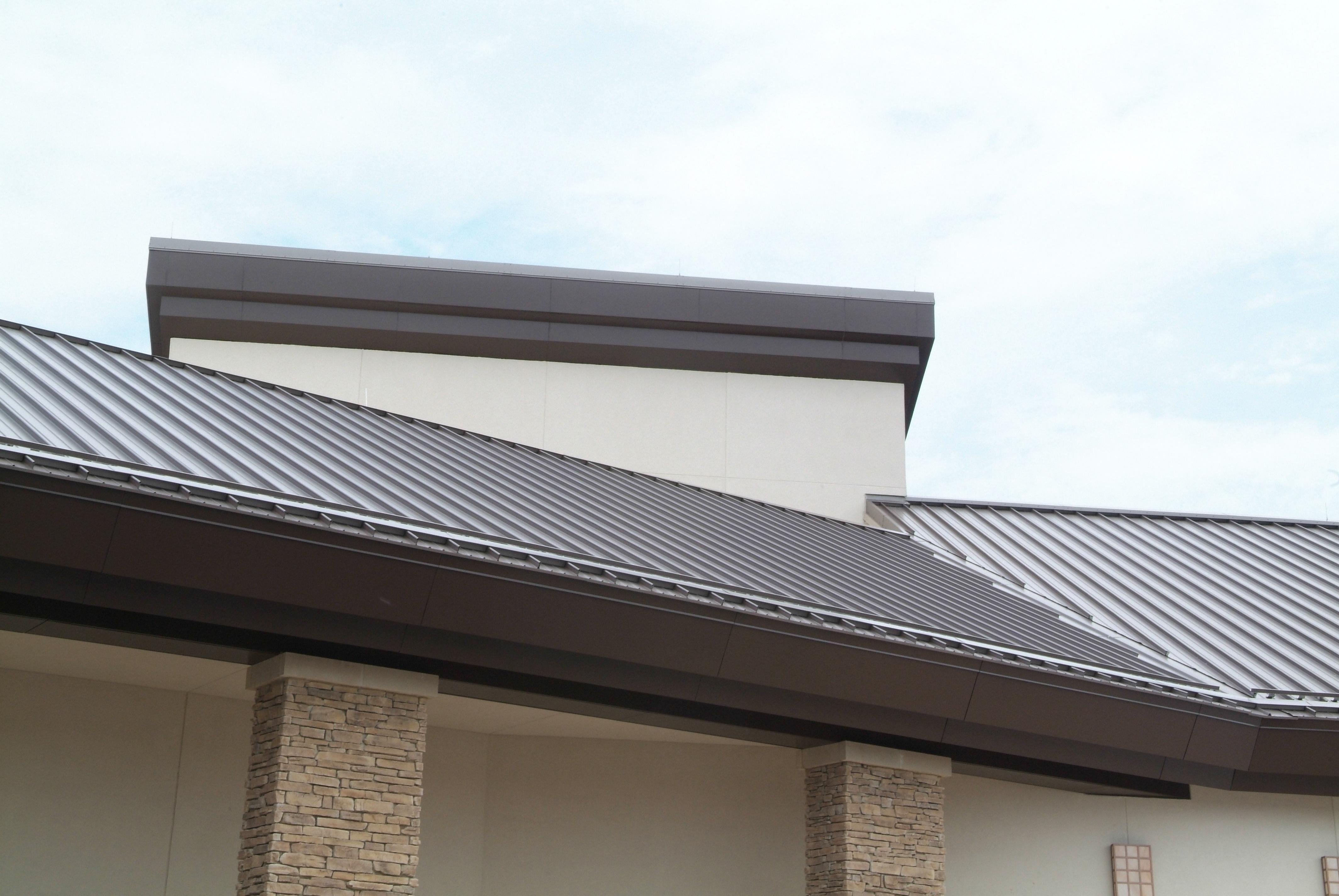 Custom Cornice Systems Saf Southern Aluminum Finishing