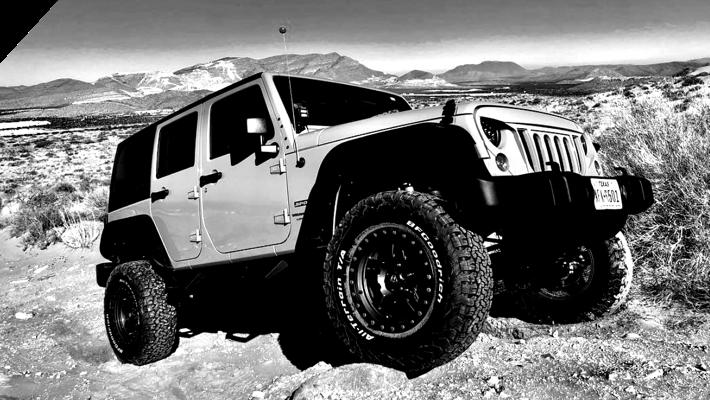 Automotive Ecommerce Case Study (Jeep People)