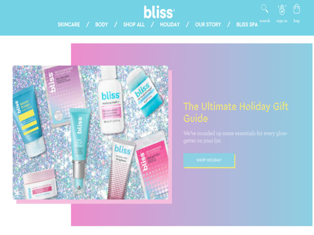 Bliss World