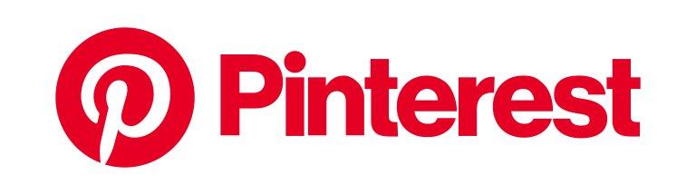 Pinterest Badge Wordmark