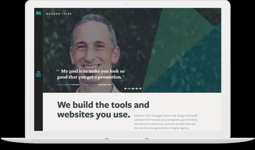 Wordpress Modern Tribe Hero