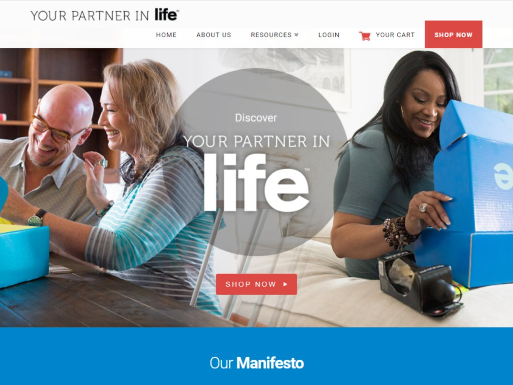 AARP - Your Partner in Life