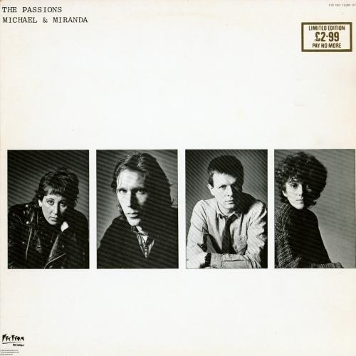 Passions - Michael & Miranda EP