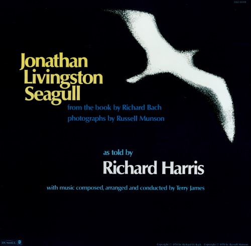 different ending jonathan livingston seagull Lyrics to be (ending version) (from jonathan livingston seagull soundtrack) lost on a painted sky where the clouds are hung for the poet's eye you may find him.