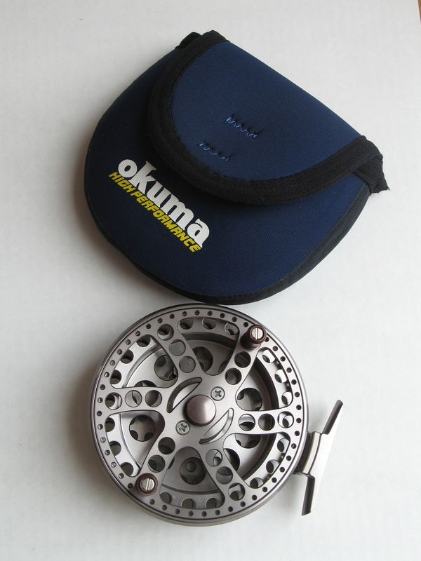 Okuma Sheffield S1002. Mint, unused.