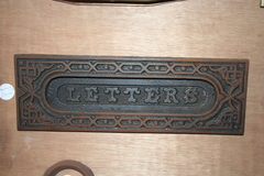Victorian Letterbox