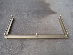 Extendable Brass Fire Fender