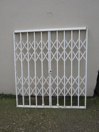 Security Window Grills With Keys