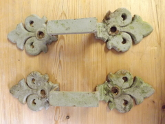 Victorian Castle Door Brackets