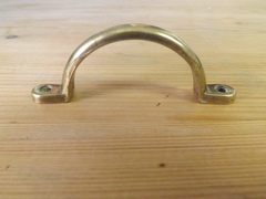 Brass &quot;D&quot; Handle