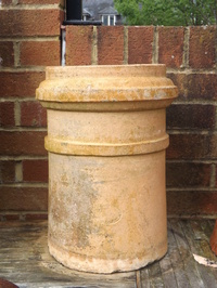 Gulson Barrel Chimney Pot