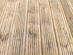 Reclaimed Decking