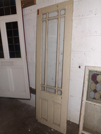 Period glazed door