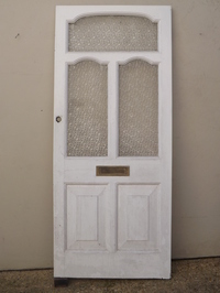 Late victorian/edwardian front door