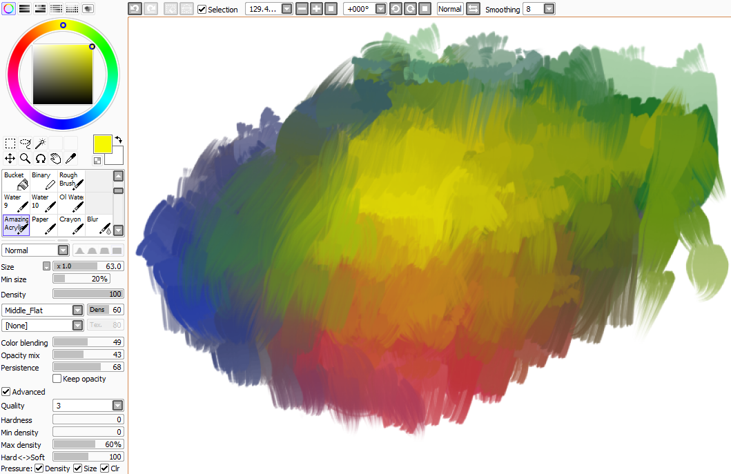 Painting Brush Sai
