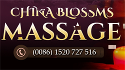 China Blossms Massage